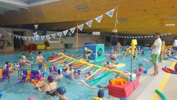 Aquaplouf ! à la piscine de Cusset