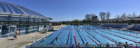 Longueur piscine stade olympique