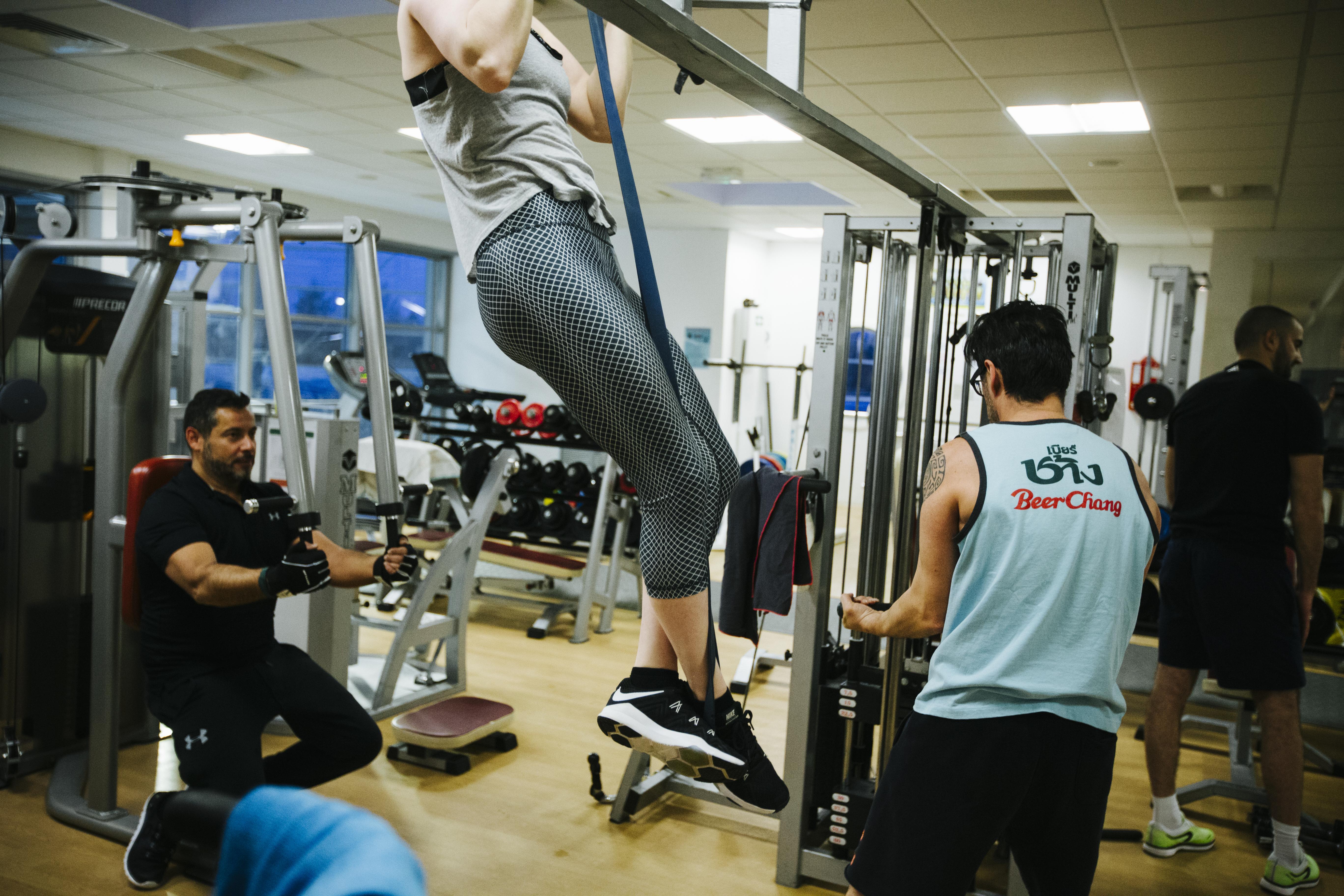 Musculation Et Fitness A Vichy Espace Forme Du Stade Aquatique